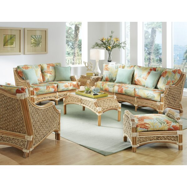 Schmitz 6 Piece Living Room Set by Bay Isle Home