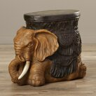 World Menagerie Allegheny Sculptural End Table