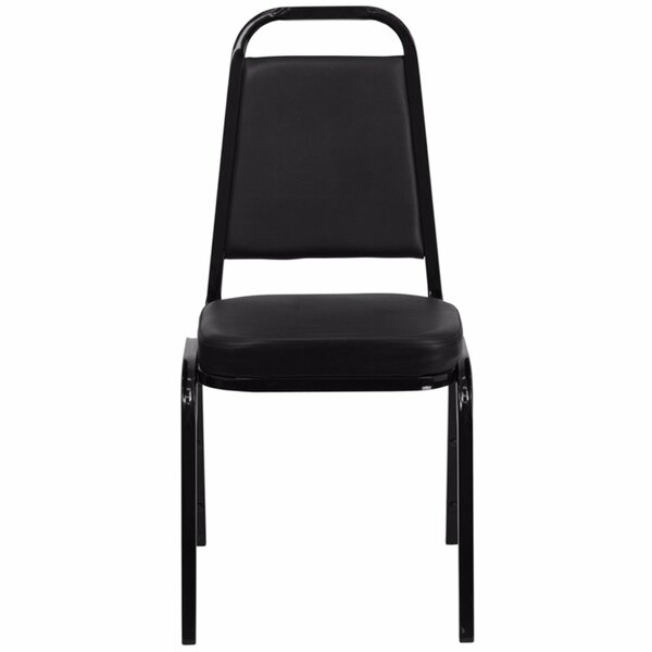 Gaia Trapezoidal Side or Guest Chair by Symple Stuff