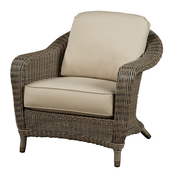 Arm Chair with Cushion by Wildon Home®