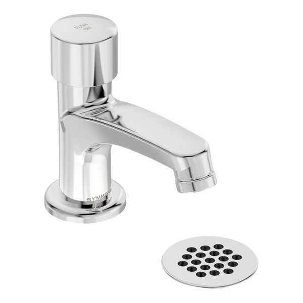 Scot Single Hole Bathroom Faucet by Symmons Symmons