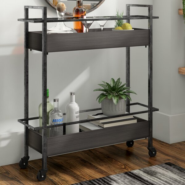 Charlisa Bar Cart by Trent Austin Design