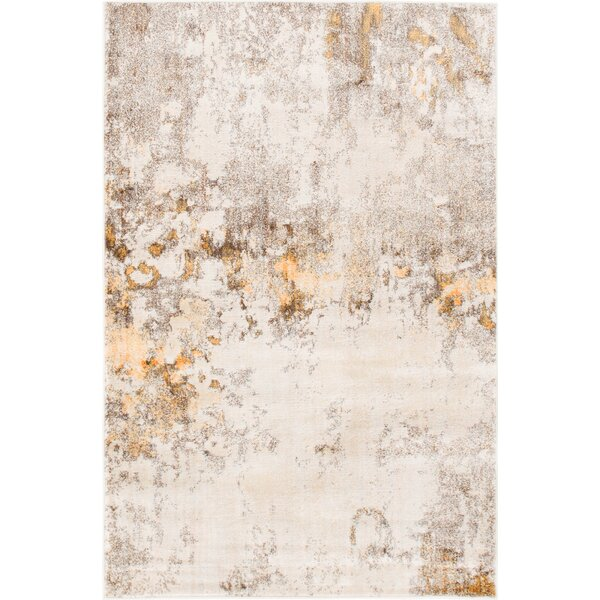 Montross Beige Area Rug by Williston Forge