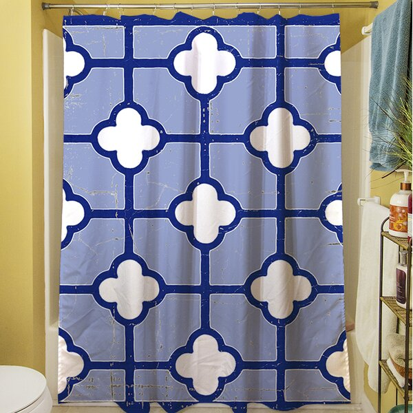 Atherstone III Shower Curtain by Red Barrel Studio