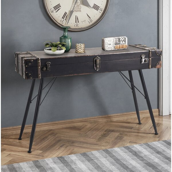 Loucas Trunk Sofa Table By Charlton Home