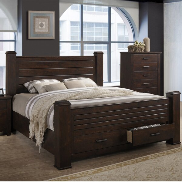 Forst Storage Panel Bed by Millwood Pines