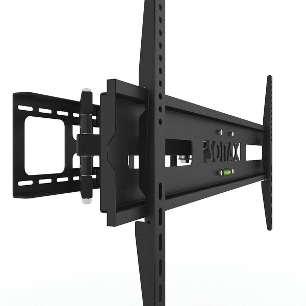 Full Motion Extending Arm/Swivel/Tilt Wall Mount for 32 - 55 Flat Panel Screens by dCOR design