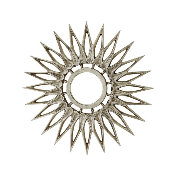 Dahlia Small Accent Mirror by Global Views