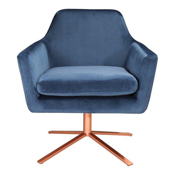 Middleborough Armchair by Everly Quinn