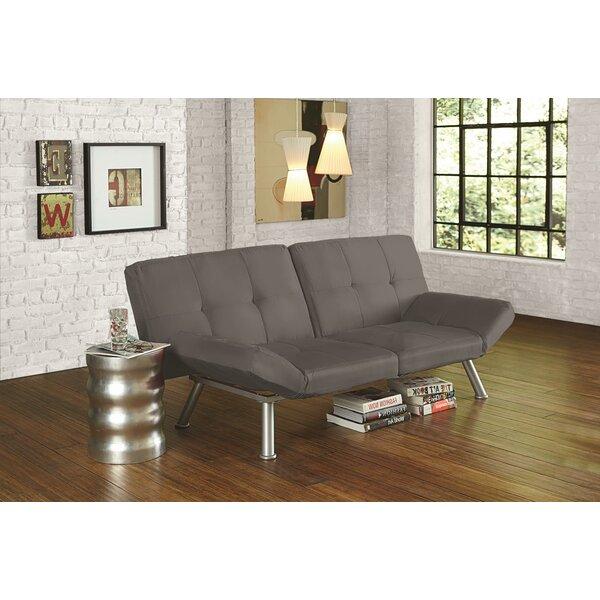Cassandra Convertible Sofa by Wrought Studio