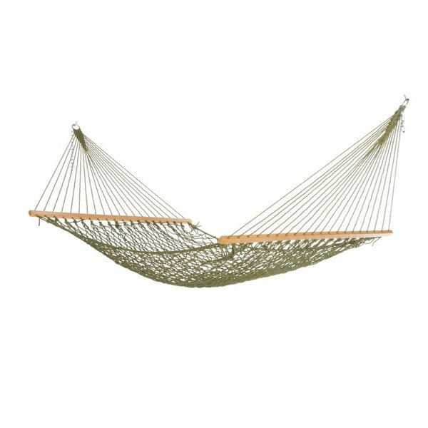 Dingler Cotton Tree Hammock by Bungalow Rose