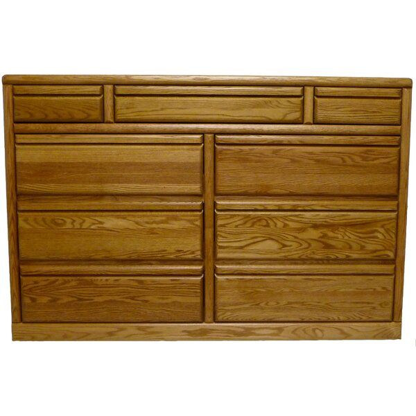 Mcintosh 11 Drawer Dresser by Loon Peak