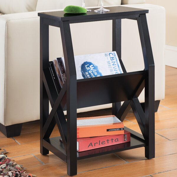 Bustamante End Table by Red Barrel Studio
