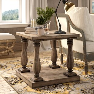 Compare & Buy Airelle End Table By Lark Manor