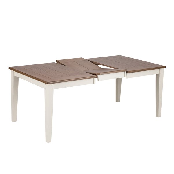 Cher Extendable Dining Table by Rosalind Wheeler