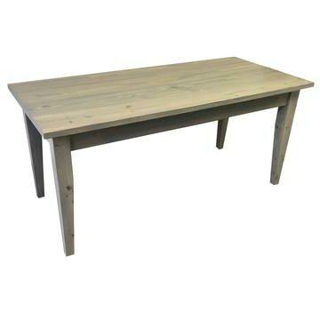Ariana Solid Wood Dining Table by Breakwater Bay