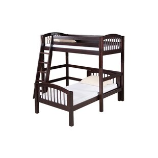 Isabelle Twin over Twin L-Shaped Bunk Bed By Viv + Rae