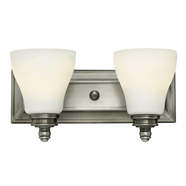 Claire 2-Light Vanity Light by Hinkley Lighting