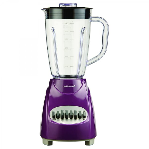 12 Speed Blender by Brentwood Appliances
