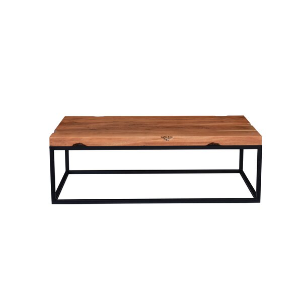 Westerberg Trim Coffee Table by Loon Peak