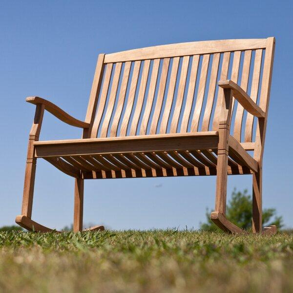 Highland Teak Garden Bench by Wildon Home ®