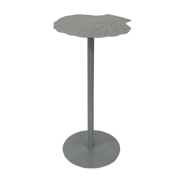 Inglestone Common Shell Top End Table by Highland Dunes