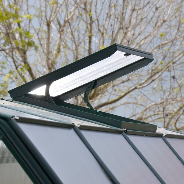Roof Vent by Rion Greenhouses