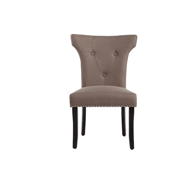 Roseta Upholstered Dining Chair by Willa Arlo Interiors