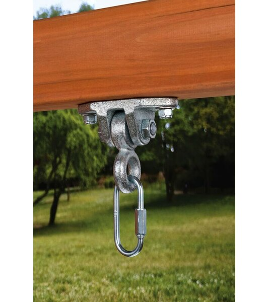 Heavy-Duty Swing Seat Hanger (Set of 2) (Set of 2) by Creative Cedar Designs