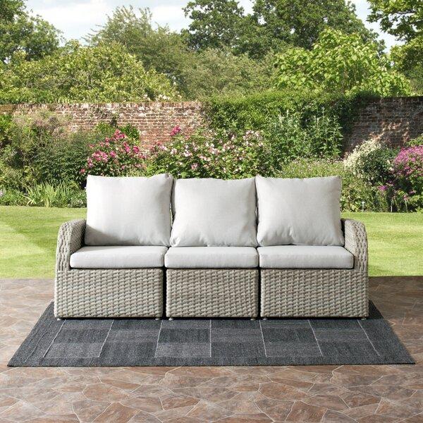 Killingworth 3 Piece Sofa Set with Cushions
