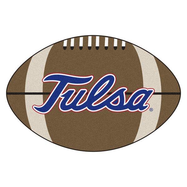 NCAA University of Tulsa Football Doormat by FANMATS