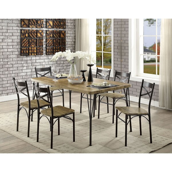 Balance 7 Piece Dining Set by Gracie Oaks