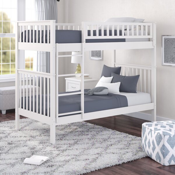 Shyann Twin over Twin Bunk Bed by Viv + Rae