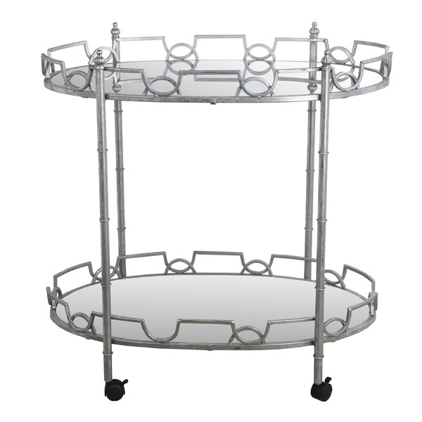 Gudruna Bar Cart by Willa Arlo Interiors