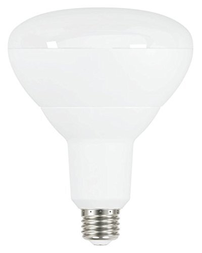 15W Frosted BR40 E26 LED Light Bulb (Set of 6) by MooseLED