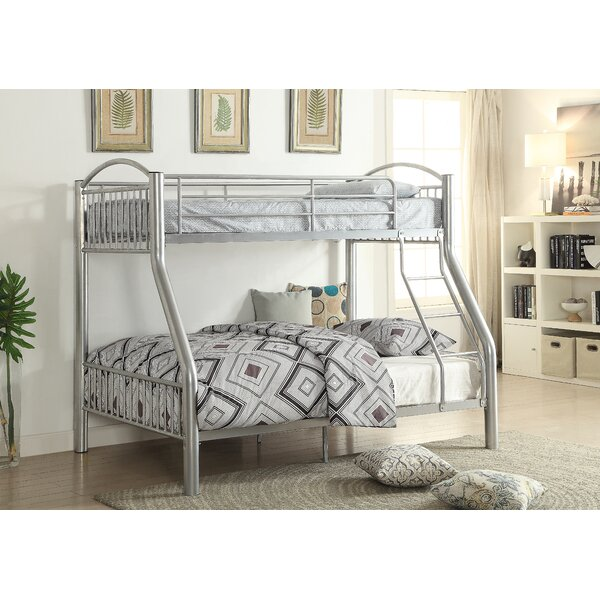 Pharr Bunk Bed in Twin Over Full by Zoomie Kids