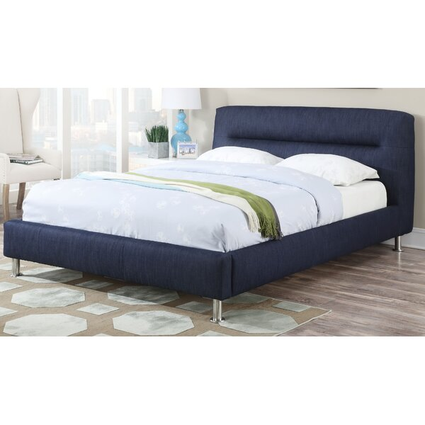 Kuo Upholstered Standard Bed by Latitude Run