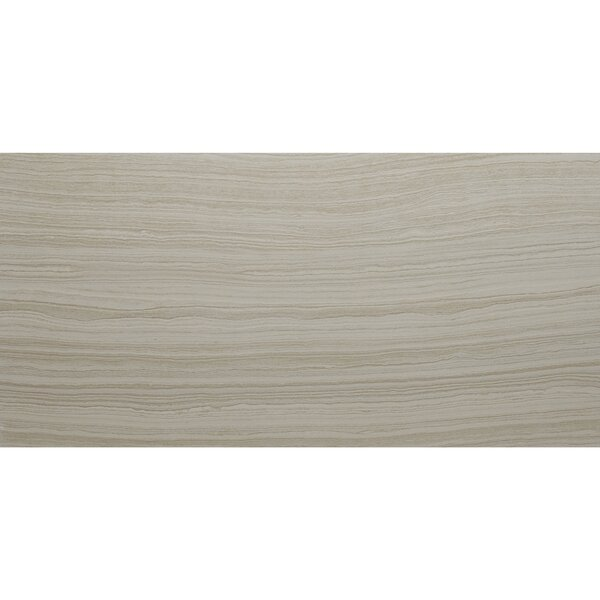 Austin 12 x 24 Porcelain Wood Look Tile in Chiaro by Itona Tile