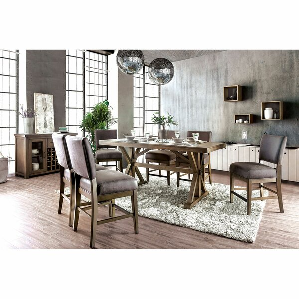 Chilton Counter Height 7 Piece Pub Table Set By Union Rustic 2019 Sale