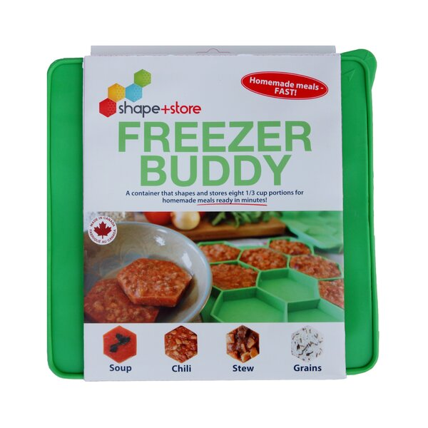 32 Oz. Freezer Buddy by Shape + Store