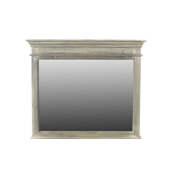 Pharsalia Accent Mirror by Darby Home Co