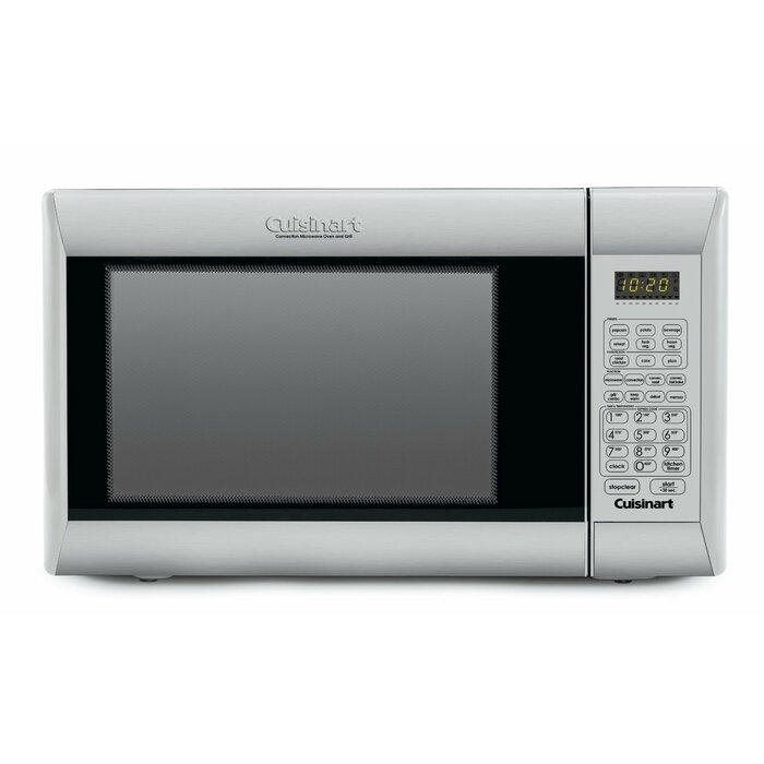 21 2 1 Cu Ft Countertop Microwave