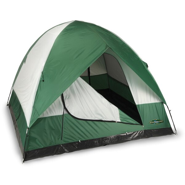 Rainer 4 Person Dome Tent by Stansport