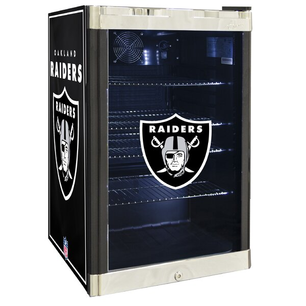 NFL 4.6 cu. ft. Beverage center by Glaros