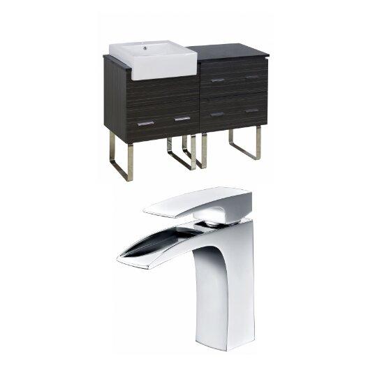 Xena Farmhouse 48 Single Bathroom Vanity Set