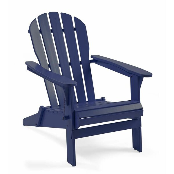 Wood Adirondack Chair by Plow & Hearth