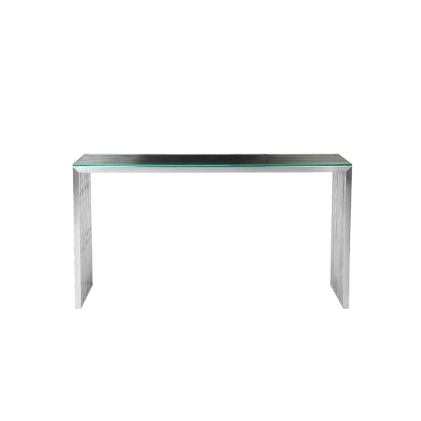 Corbin Console Table By Everly Quinn