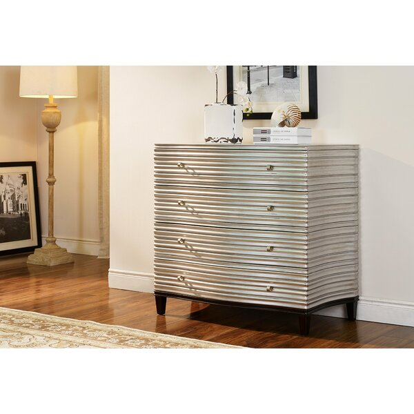 Tinsman 4 Drawer Dresser by Ivy Bronx