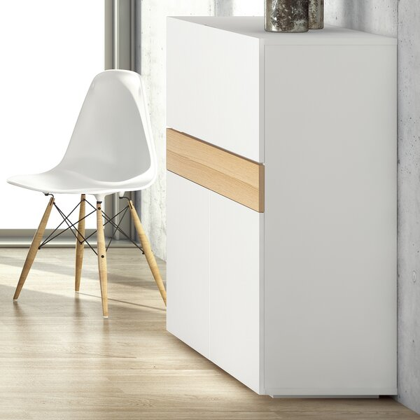 Focus Armoire Desk by Tema
