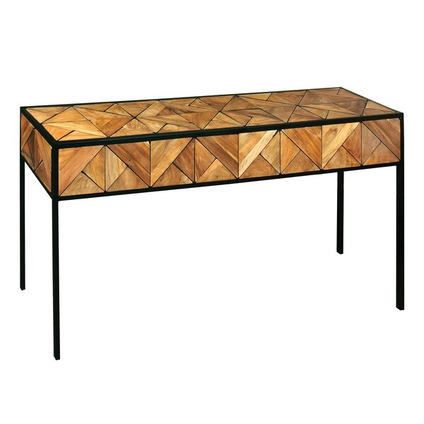 Foundry Select Black Console Tables